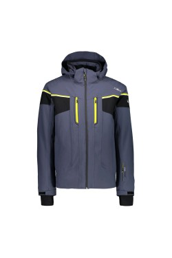 Куртка Лижна Cmp Man Jacket Zip Hood (38W0507-U883)