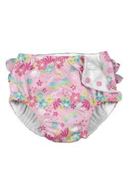 Трусики для плавания- I Play Light Pink Dragonfly Floral-6 міс (711060-2300-42), шт.