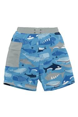 Шорти для плавания I Play -Blue Whale League-12мес