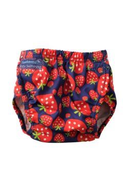 Трусики для плавания Konfidence Aquanappies, Цвет: Strawberry, 3-30 мес (OSSN08)